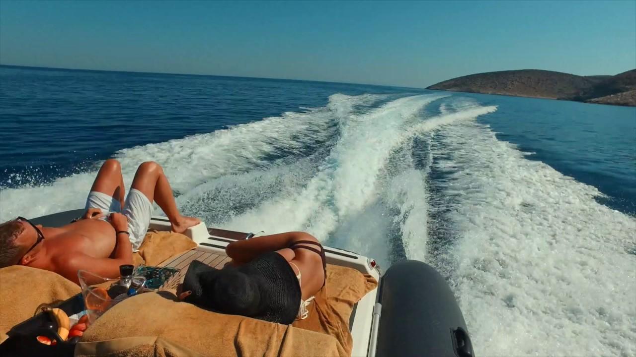 SEAthens rib cruises
