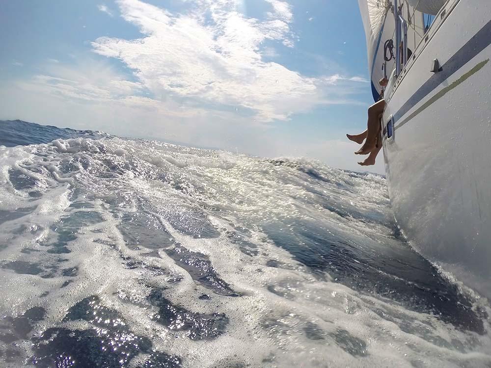 Athens sailing