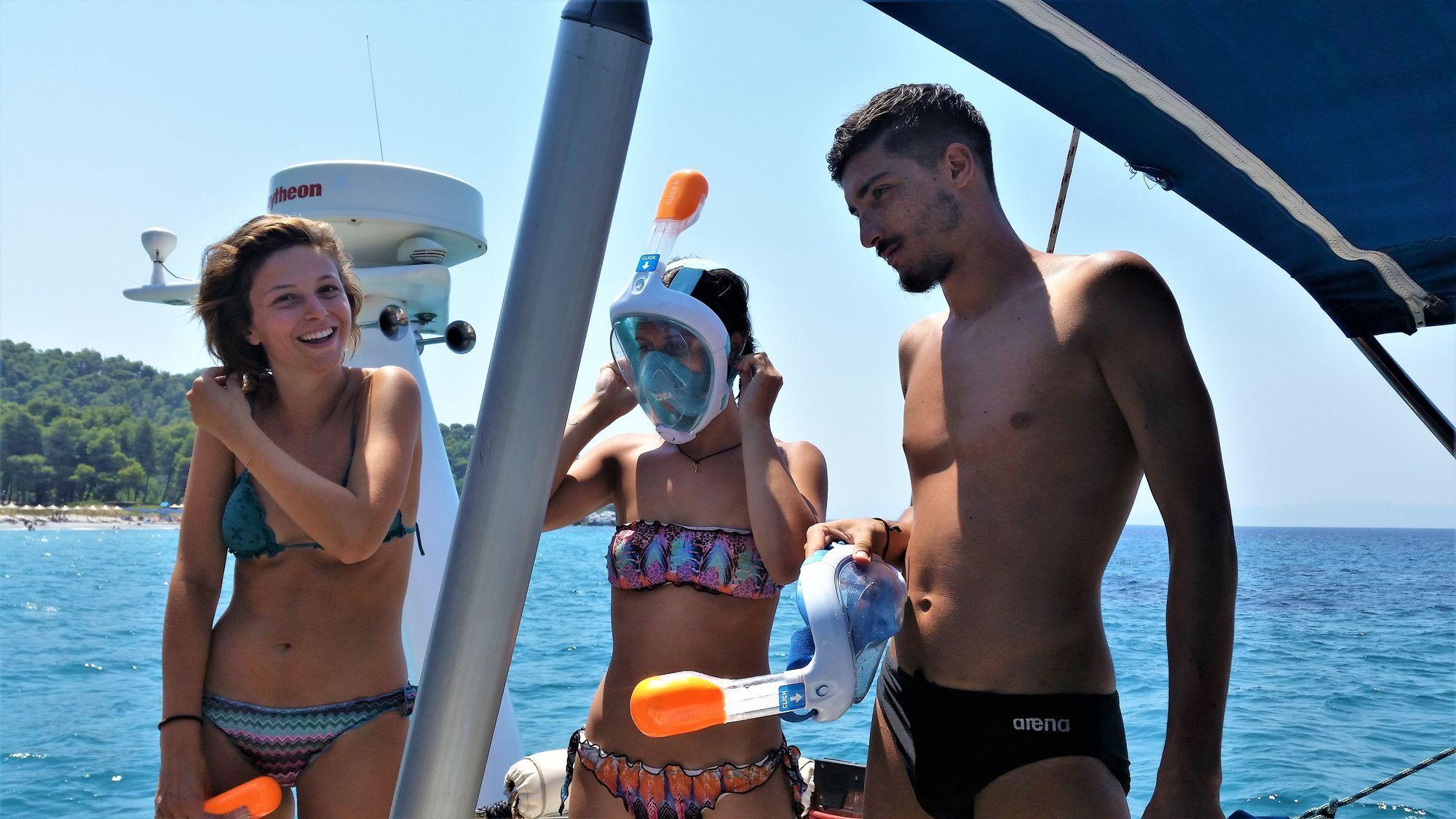 Athens snorkeling